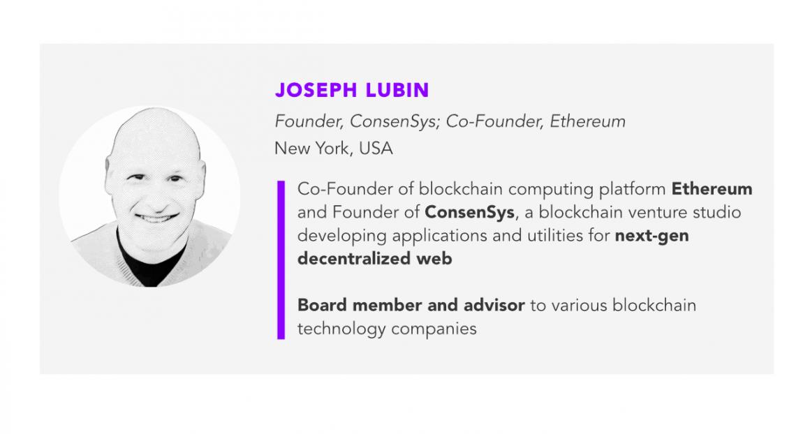 Joe Lubin Consensys