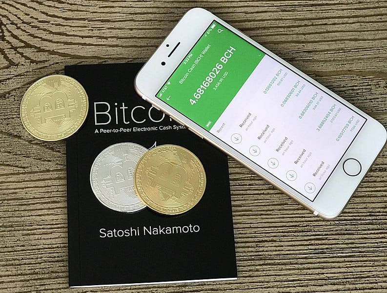 794px Bitcoin Cash wallet and whitepaper