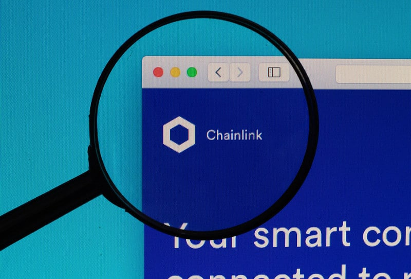 Chainlink works with BSN