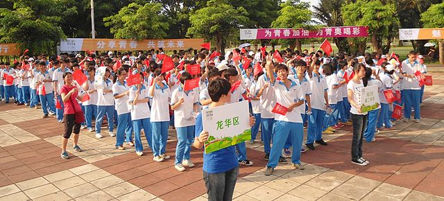 640px School uniforms in China 03