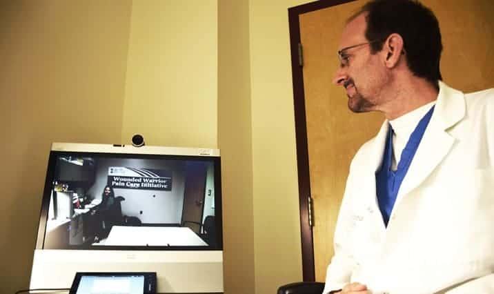 Telemedicine, doctor