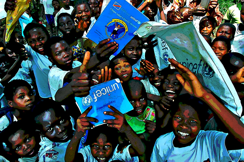 Unicef in Congo