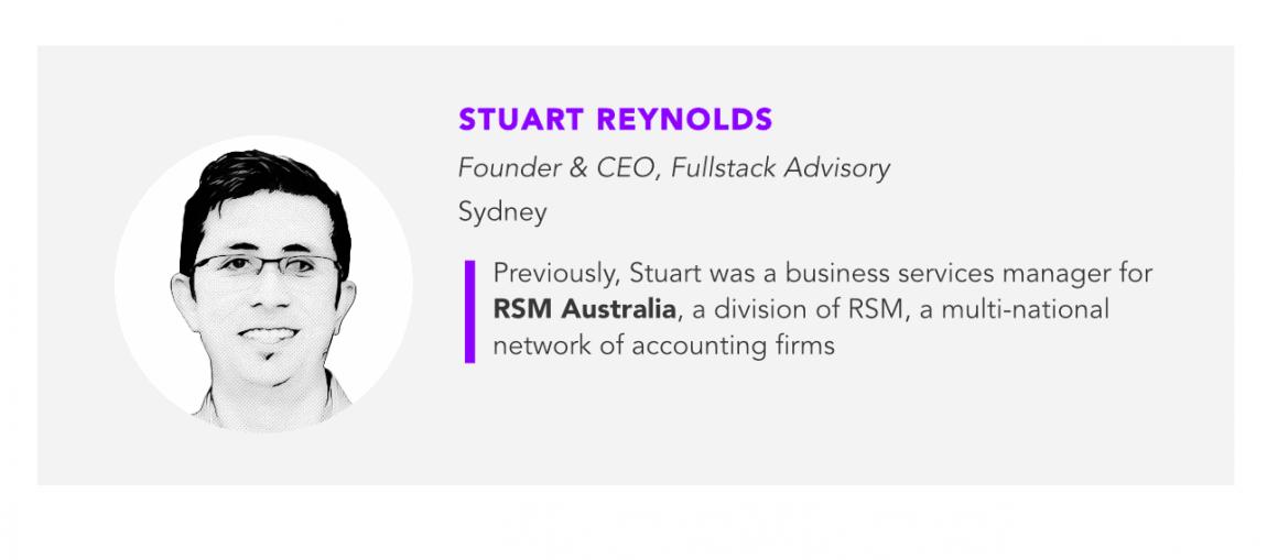 Stuart Reynolds, Fullstack Advisory