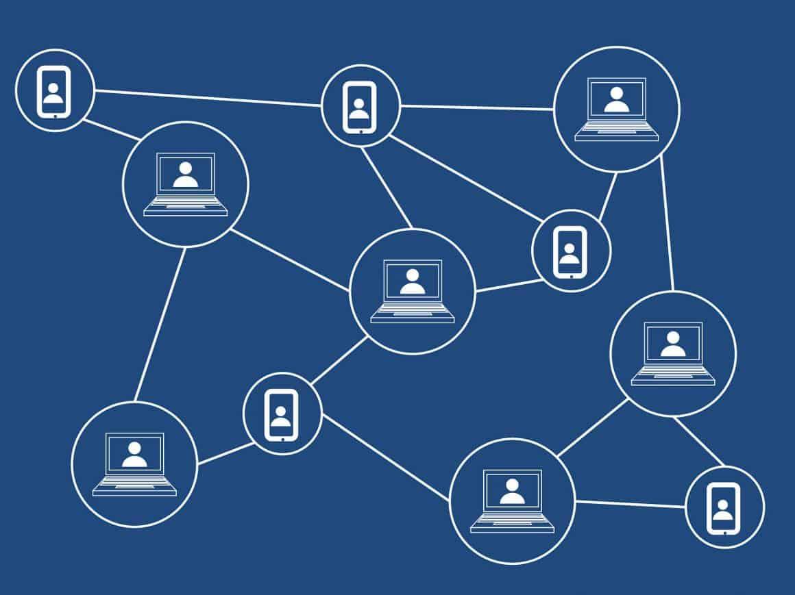 blockchain, decentralization