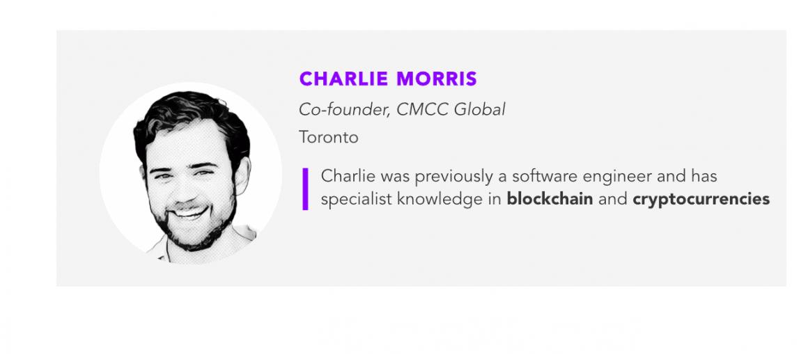 Charlie Morris bio