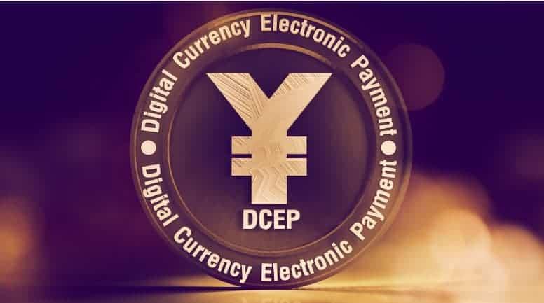 DCEP, digital currency, China, CBDC