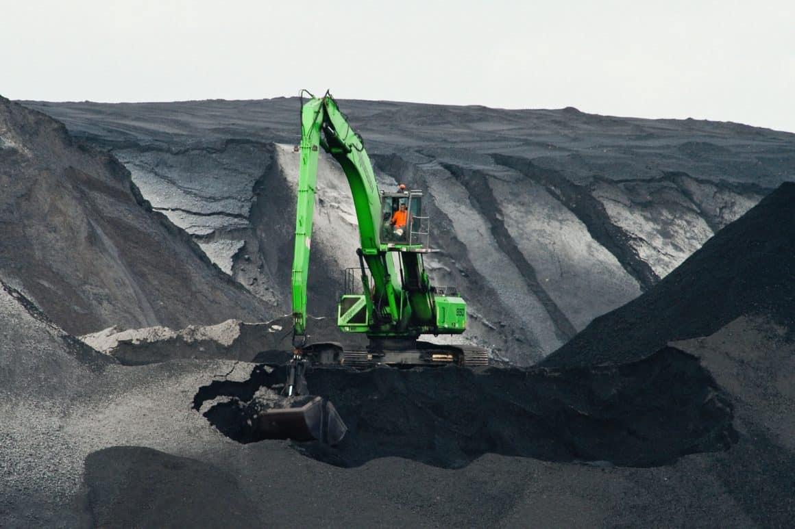 Mining, machine