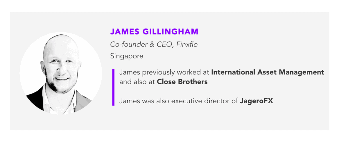 James Gillingham, Finxflo