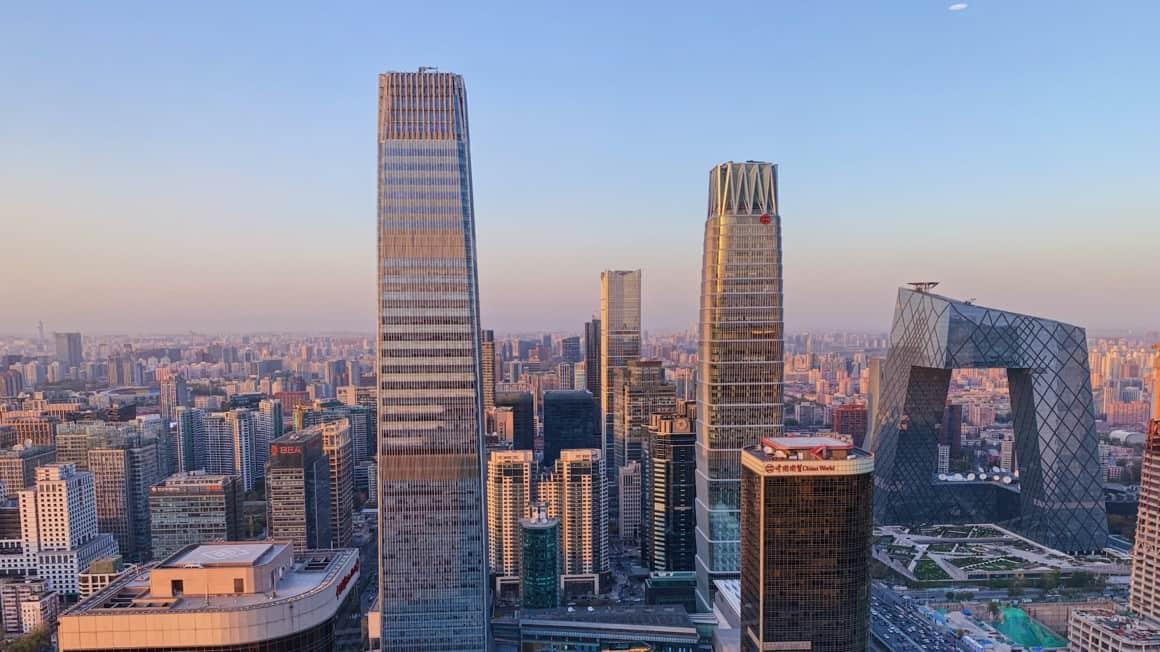 Beijing, blockchain, free trade pilot