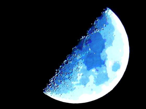 Moon, NASA