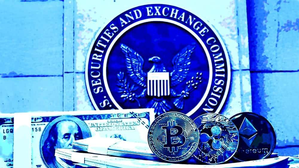 SEC, crypto