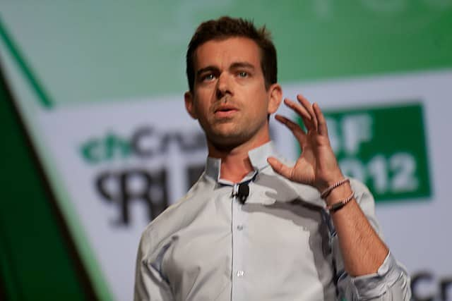 Jack Dorsey's fintech company Square has acquired US million worth of bitcoin. Photo: JD Lasica