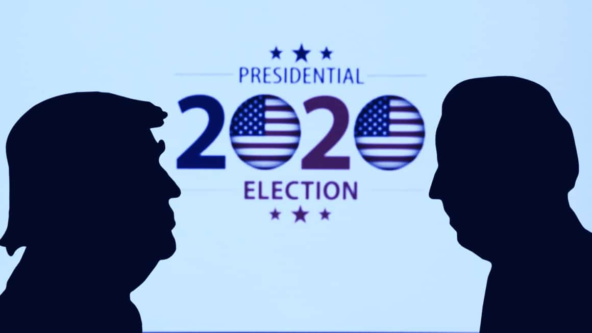 The U.S. presidential election results will be documented on blockchain. Image: Shutterstock, Decrypt