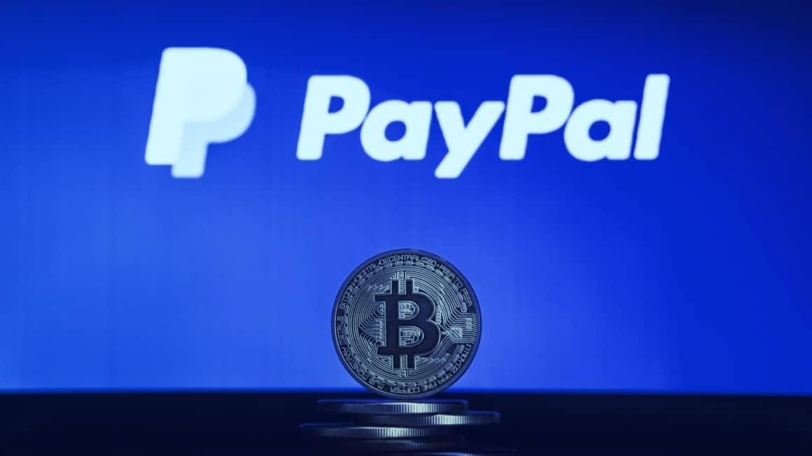 Paypal, bitcoin, crypto