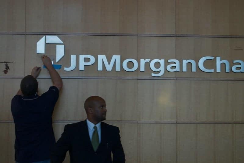 JP Morgan JPMCoin, blockchain