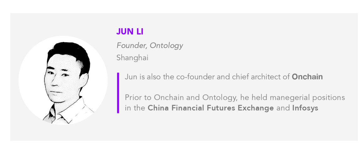 Li Jun Ontology Bio Card