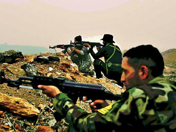 Syrian Civil War, hedera hashgraph, DLT