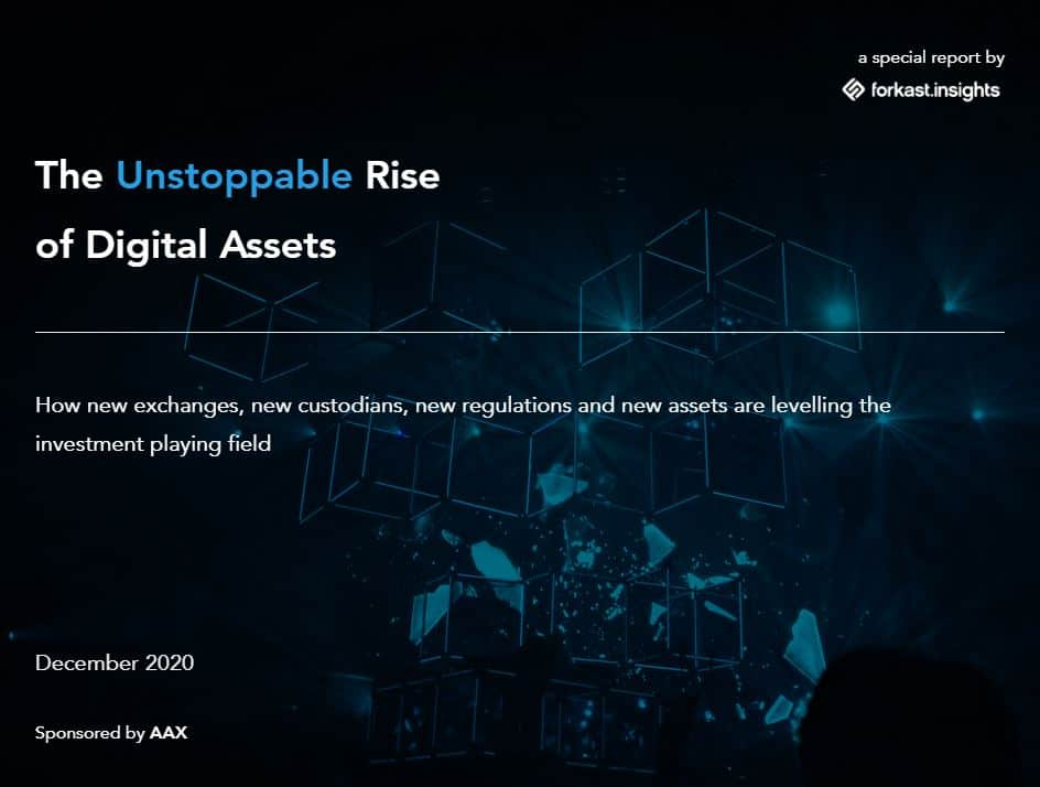 The Unstoppable Rise of Digital Assets