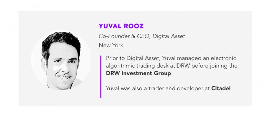 Yuval Rooz Digital Asset