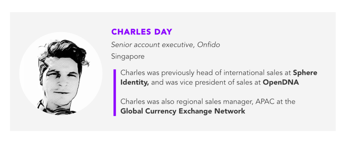 Charles Day Onfido