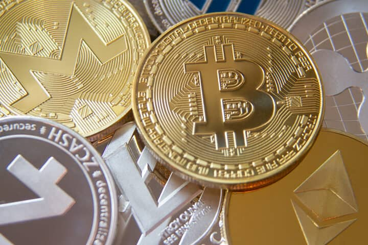 free cryptocurrency coins photo md