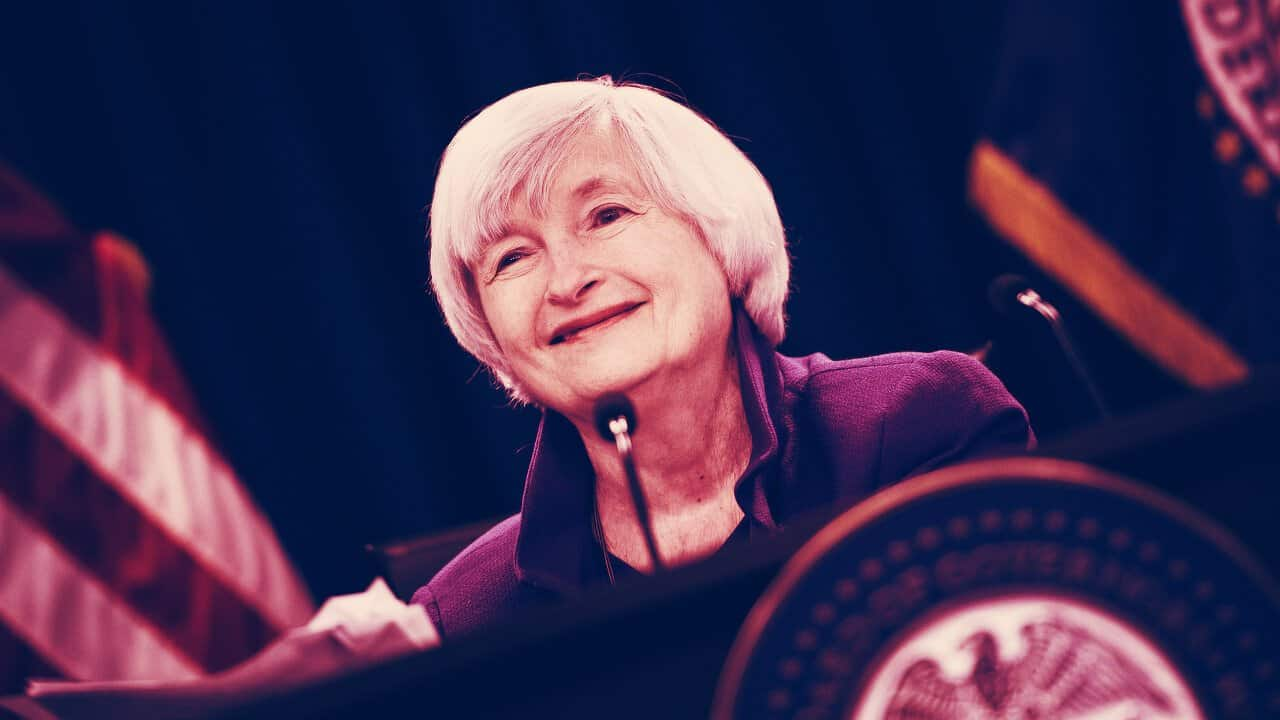 Treasury pick Janet Yellen says crypto crimes are 'particular concern'