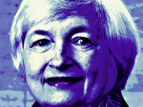Janet Yellen Fed Reserve Crypto