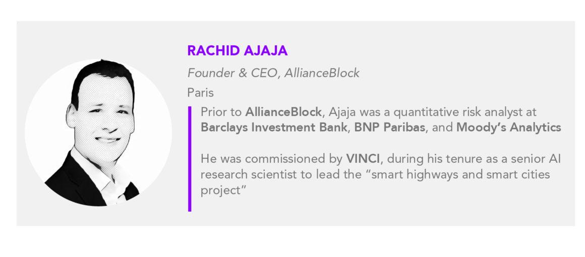 Rachid Ajaja bio card