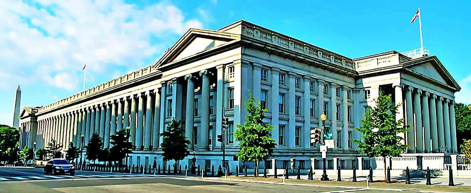 U.S. Treasury Building Rchuon24