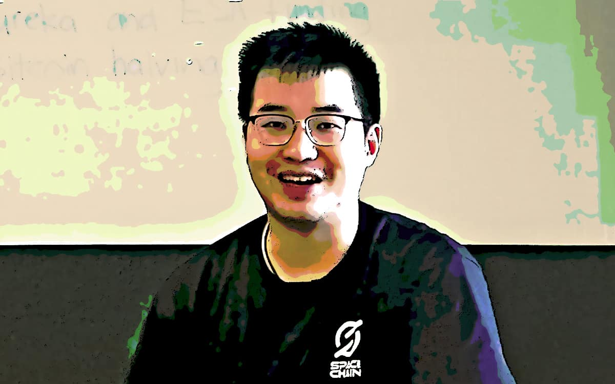 Zee Zheng SpaceChain