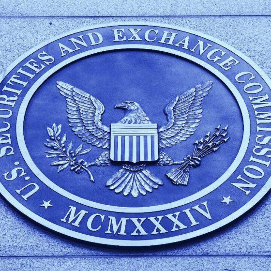 Emblem of the SEC logo