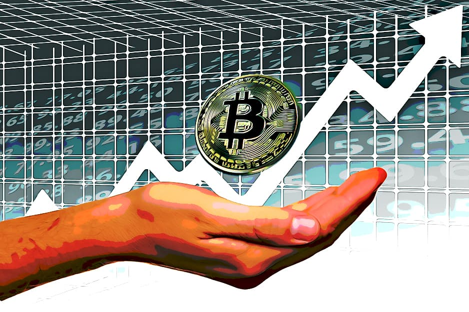 Rise of bitcoin