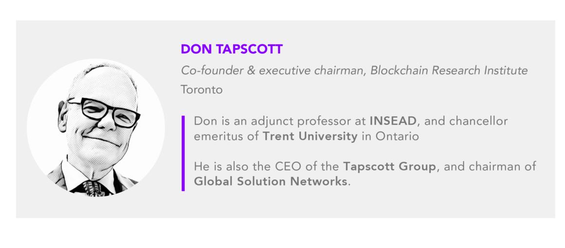 Don Tapscott 2