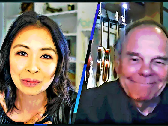 Don Tapscott talks to Angie Lau to share his recommendations for President Joe Biden