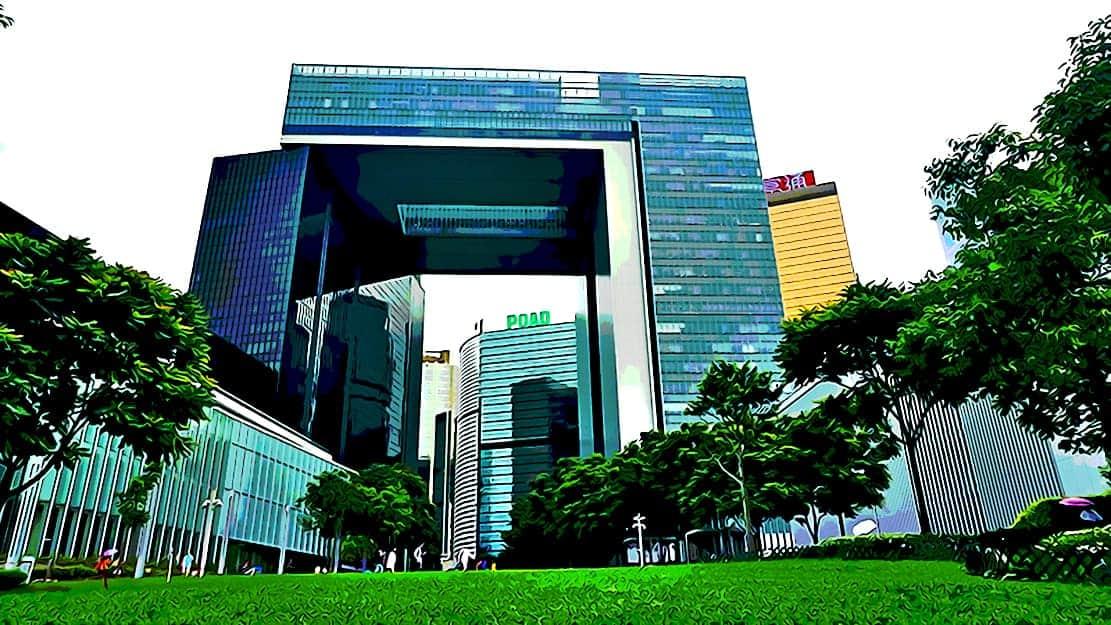 Government Secretariat Hong Kong
