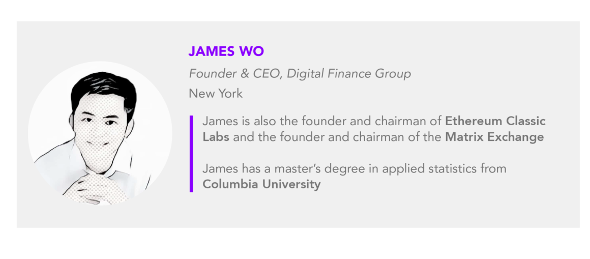 James Wo Digital Finance Group