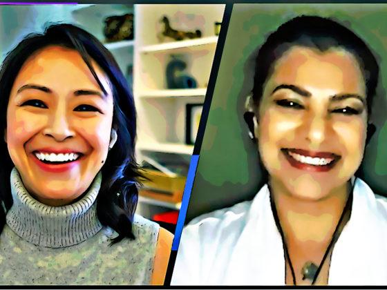 CasperLabs CTO Medha Parlikar talks to Forkast.News Editor-in-Chief Angie Lau