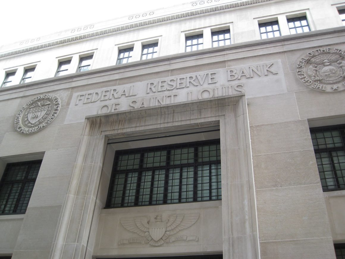 St Louis Federal Reserve Bank