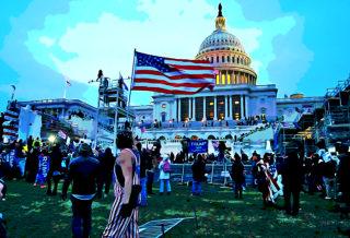 Storming US Capitol