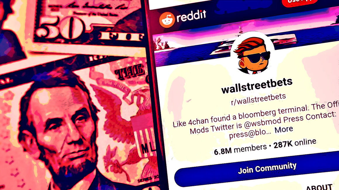 WallStreetBets and USD