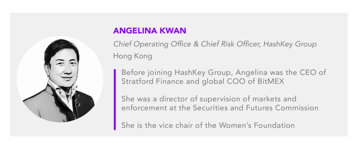 Angelina Kwan HashKey