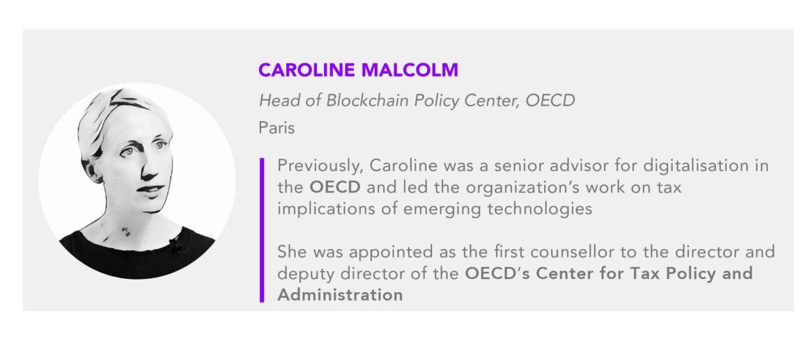 Caroline Malcolm OECD