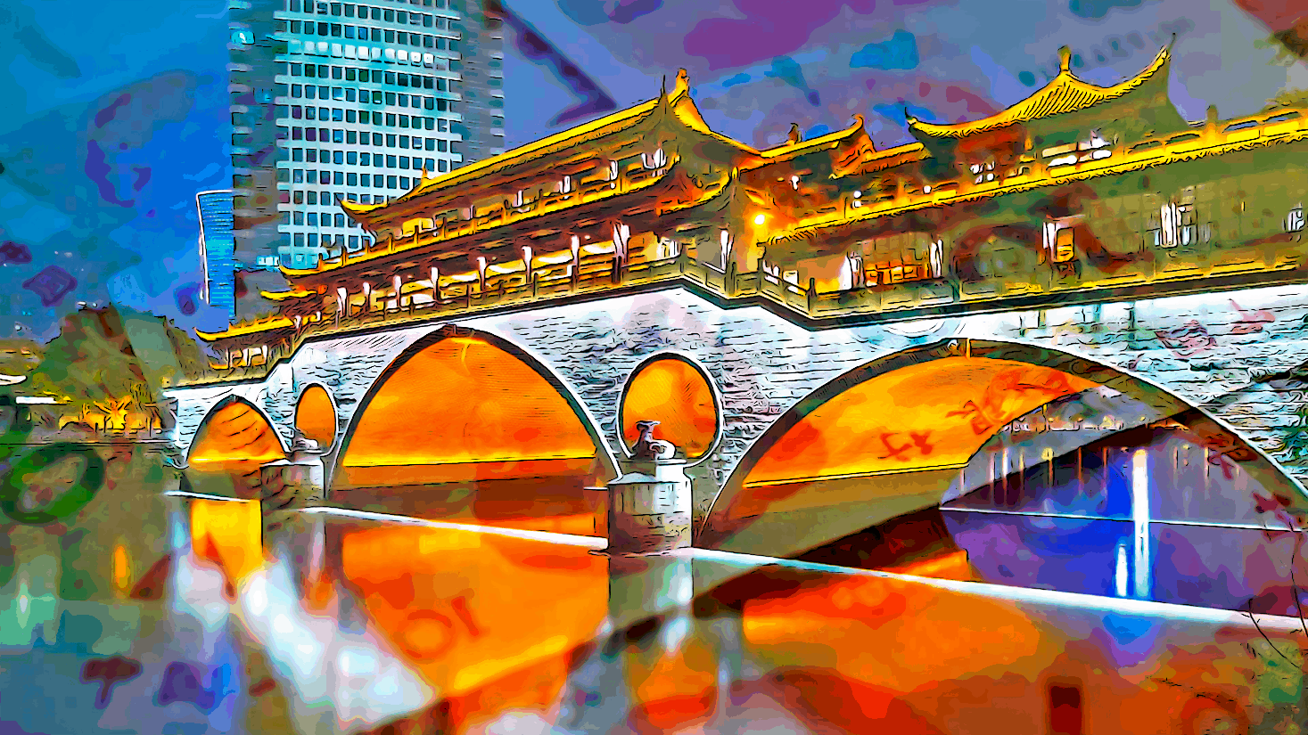 Chengdu Sean Pavone Envato Elements