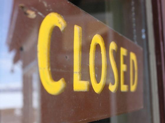 OKEx closing shop