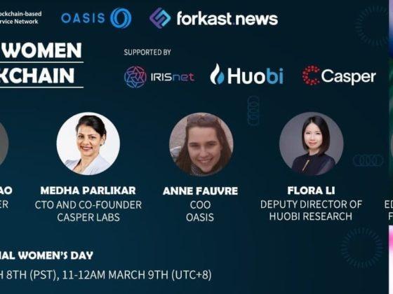 Global Women in Blockchain panel