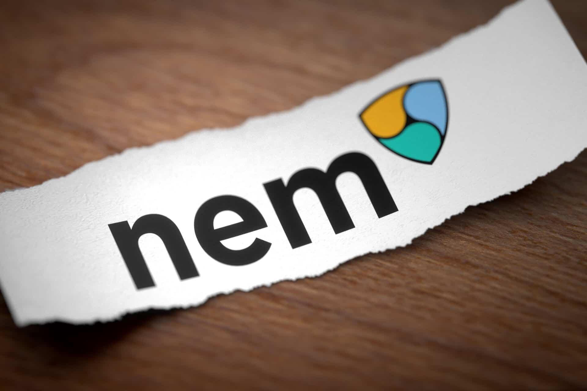 NEM symbol launch