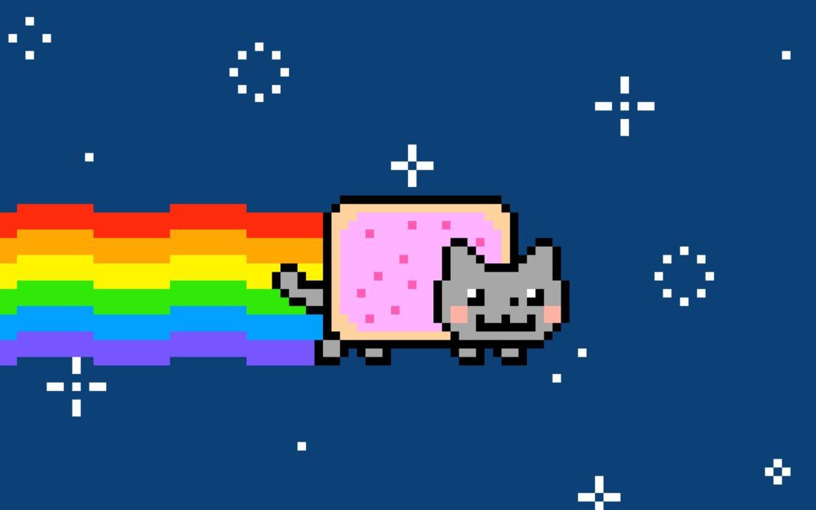 Nyan Cat was sold as an NFT