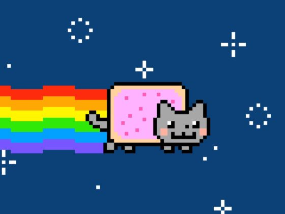 Nyan Cat was sold as an NFT