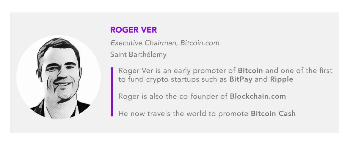 Roger Ver Bitcoin Jesus Bitcoin Cash