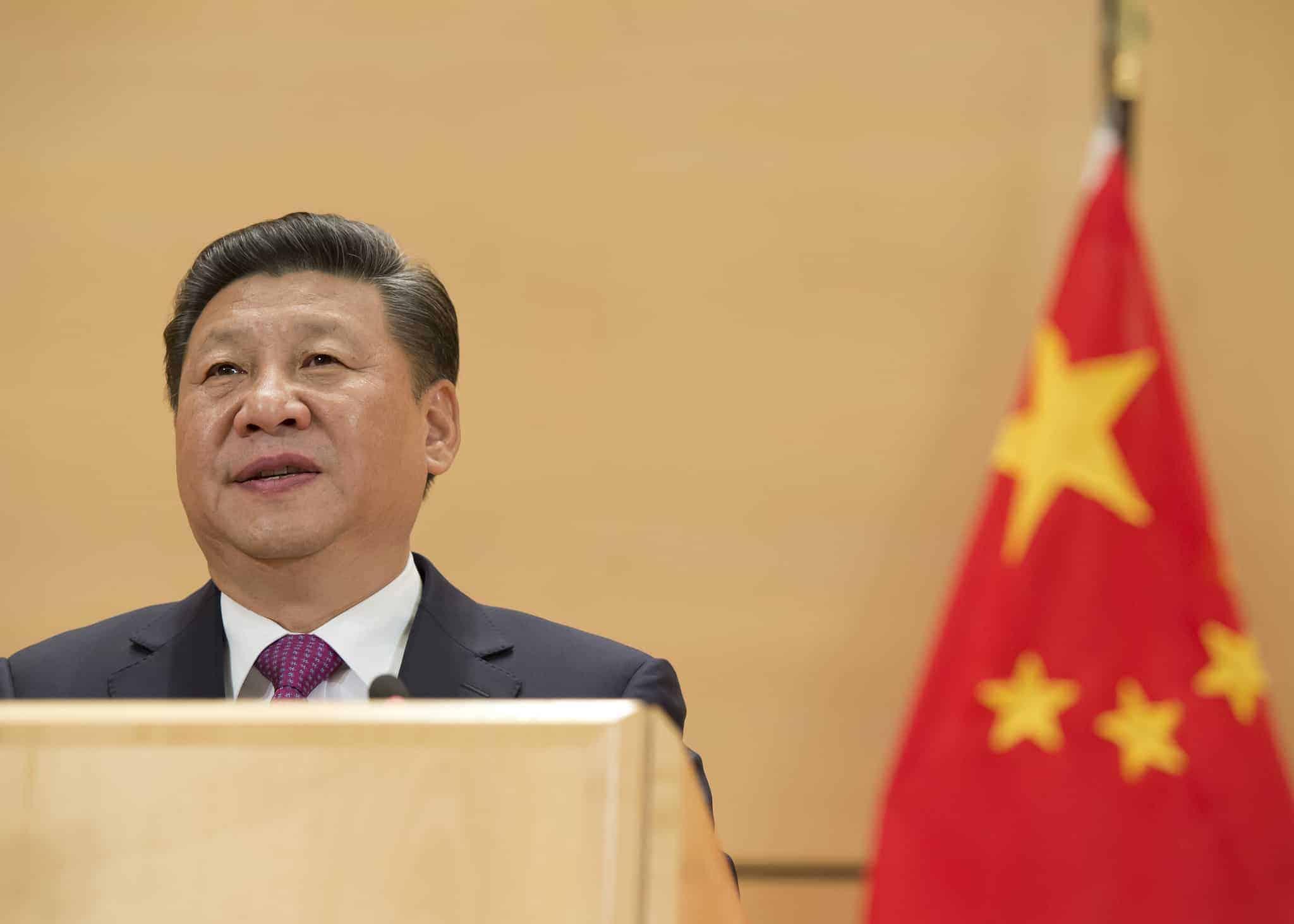 Xi Jinping UN Geneva Flickr 2